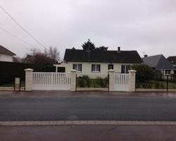 Clôtures Services - Le Neubourg - Nos réalisations de portails